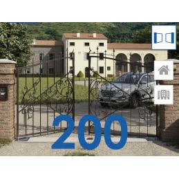SERIA GHOST 200