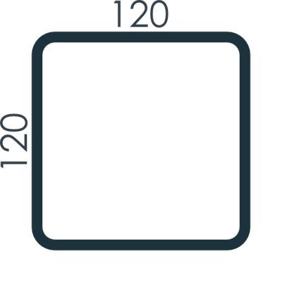 Słupy 120x120